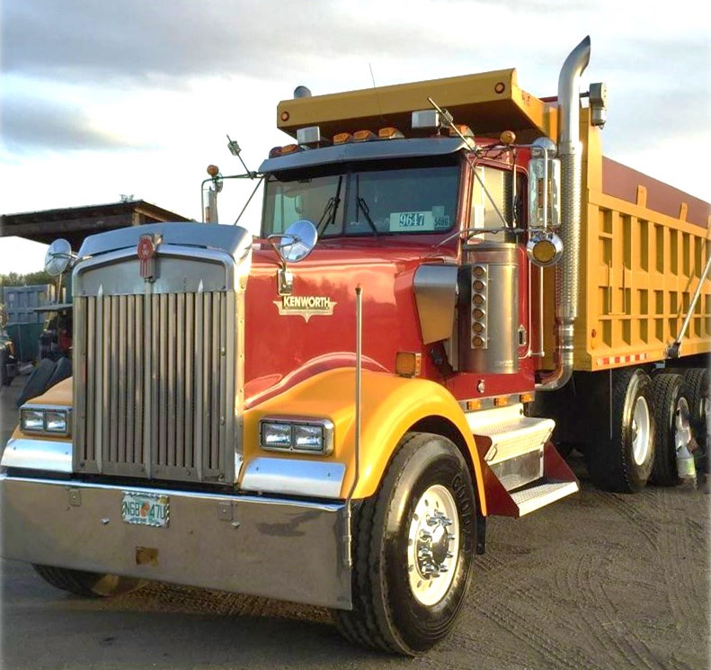 South FL Aggregate Sales, Delivery and Tractor Work